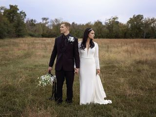 The wedding of Jake and Mary