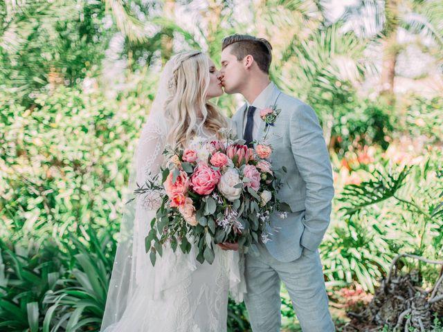The wedding of Lindsay and Sam