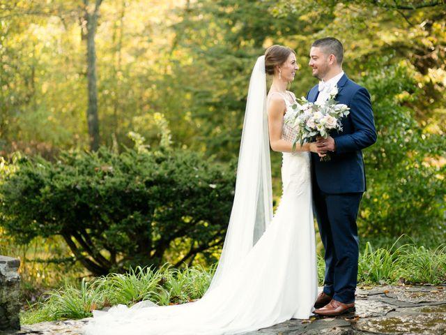 The wedding of Angela and Scott
