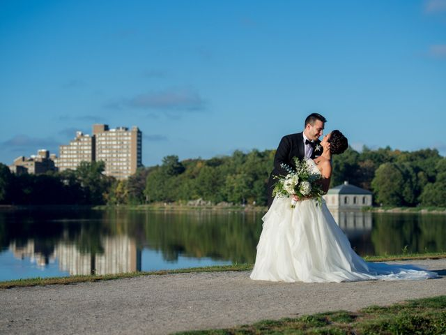 Blake and Rachele's Wedding in Boston, Massachusetts 1