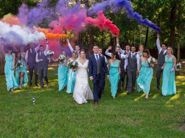 Hunter and Ashlann's Wedding in Houston, Texas 1