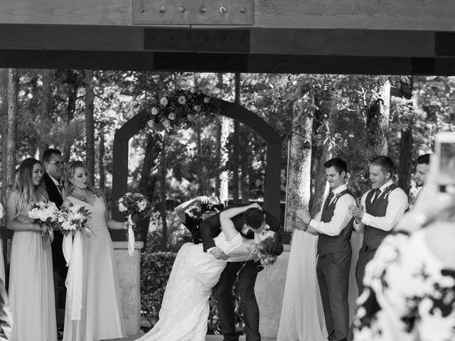 Hunter and Ashlann's Wedding in Houston, Texas 4
