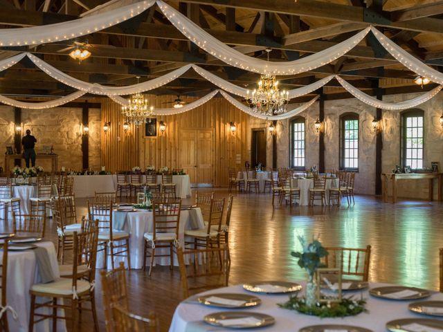 Hunter and Ashlann's Wedding in Houston, Texas 9