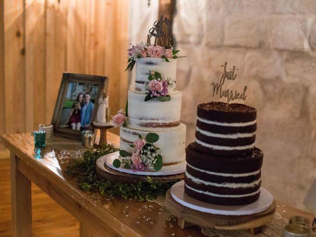 Hunter and Ashlann's Wedding in Houston, Texas 15