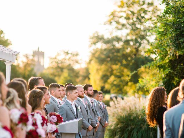 Brenden and Samantha's Wedding in Saint Louis, Missouri 3