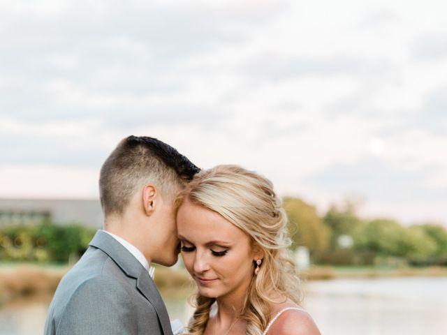 Brenden and Samantha's Wedding in Saint Louis, Missouri 10
