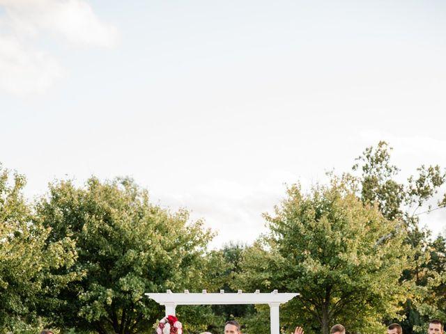 Brenden and Samantha's Wedding in Saint Louis, Missouri 11