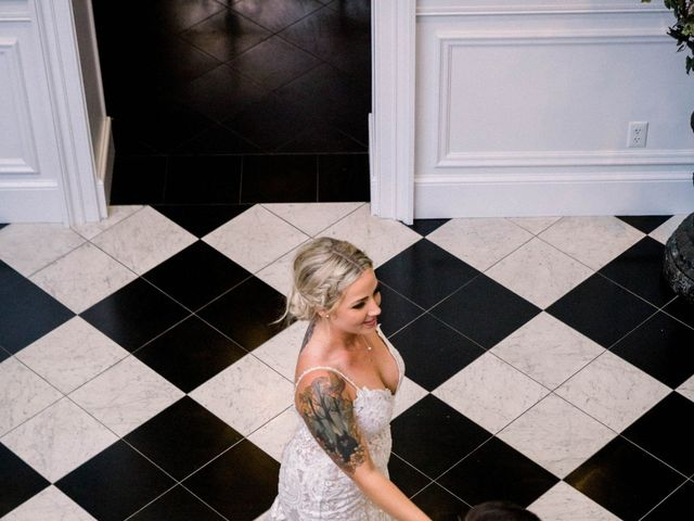 John and Brianna's Wedding in Middletown, New York 3