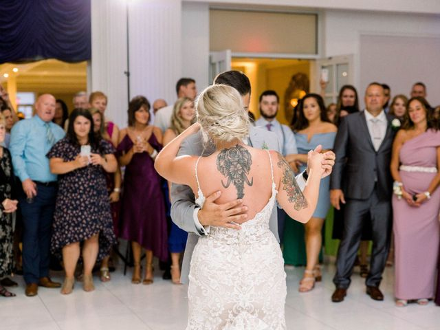 John and Brianna's Wedding in Middletown, New York 7