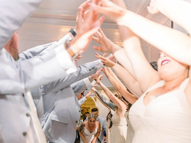 John and Brianna's Wedding in Middletown, New York 9