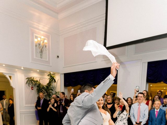 John and Brianna's Wedding in Middletown, New York 10