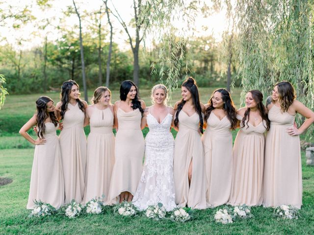 John and Brianna's Wedding in Middletown, New York 15