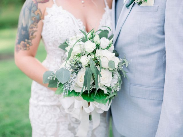 John and Brianna's Wedding in Middletown, New York 24