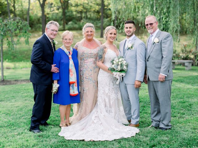 John and Brianna's Wedding in Middletown, New York 25