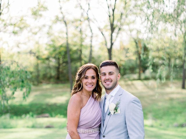 John and Brianna's Wedding in Middletown, New York 26