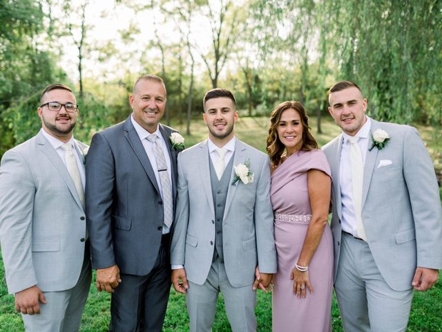 John and Brianna's Wedding in Middletown, New York 27