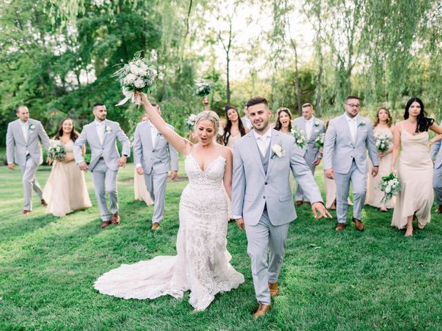 John and Brianna's Wedding in Middletown, New York 28