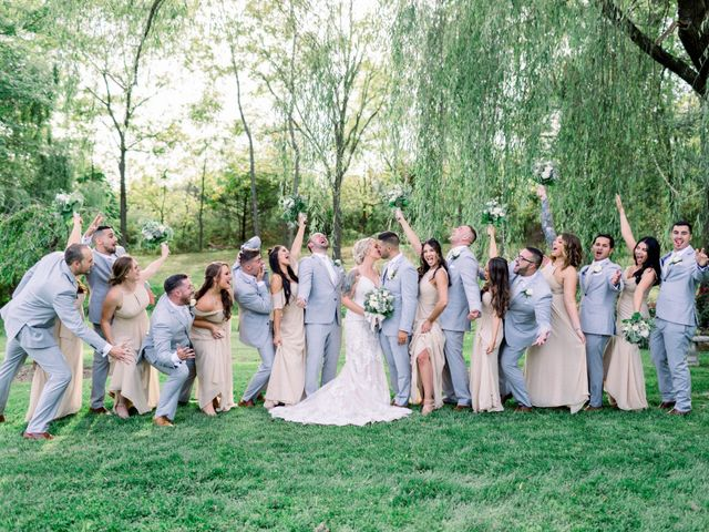 John and Brianna's Wedding in Middletown, New York 29
