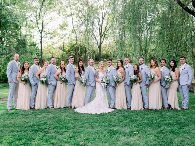 John and Brianna's Wedding in Middletown, New York 30