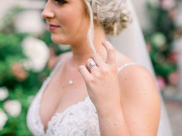 John and Brianna's Wedding in Middletown, New York 32