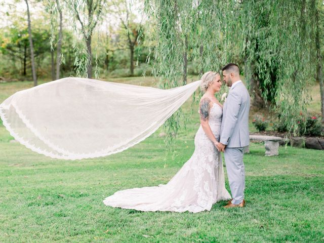 John and Brianna's Wedding in Middletown, New York 35