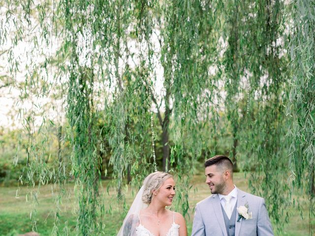 John and Brianna's Wedding in Middletown, New York 36