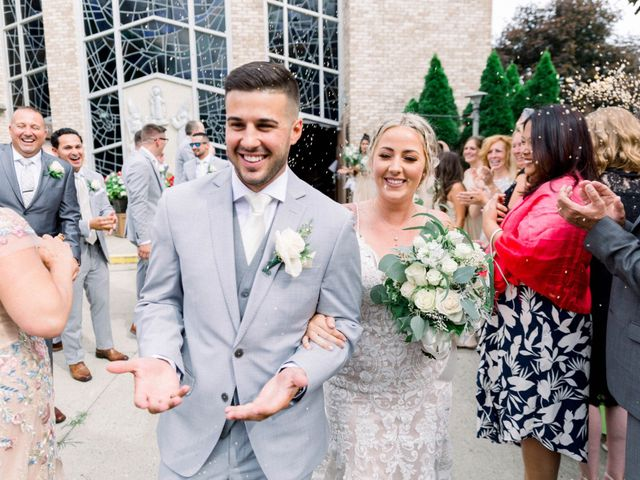John and Brianna's Wedding in Middletown, New York 46