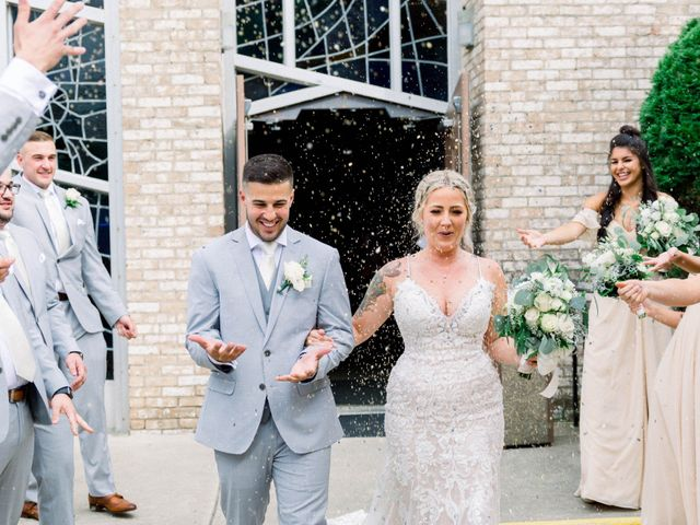 John and Brianna's Wedding in Middletown, New York 47