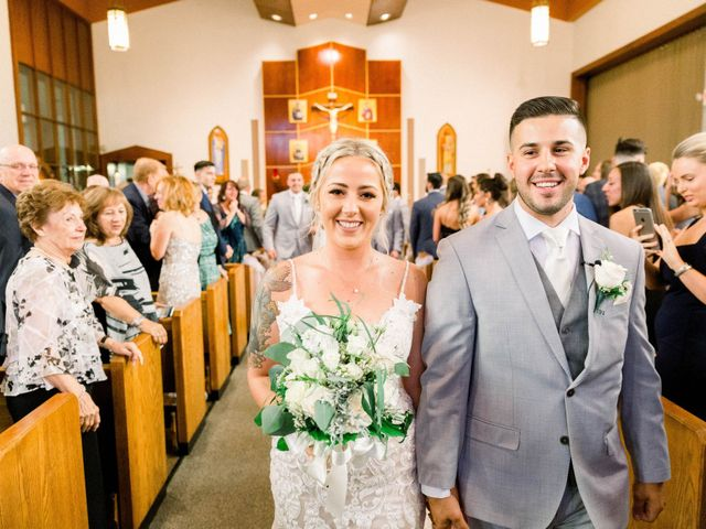 John and Brianna's Wedding in Middletown, New York 48