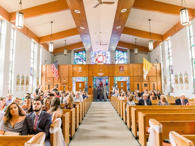 John and Brianna's Wedding in Middletown, New York 50