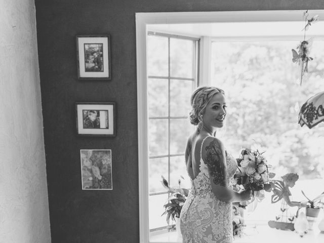 John and Brianna's Wedding in Middletown, New York 62
