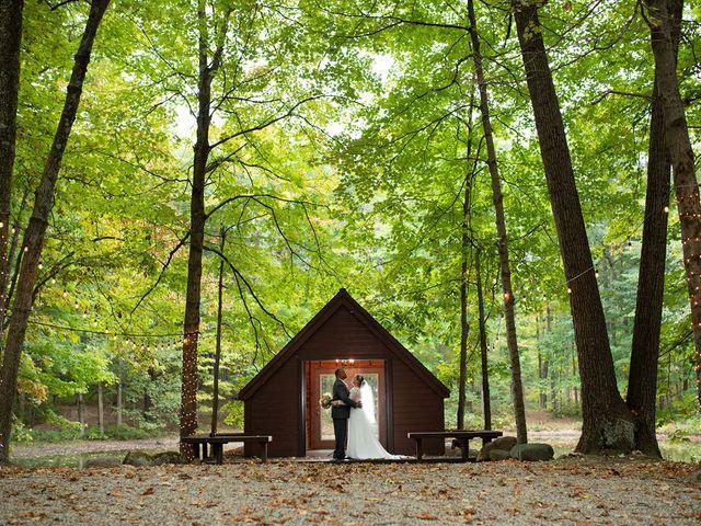 The wedding of Kish and Lizanel