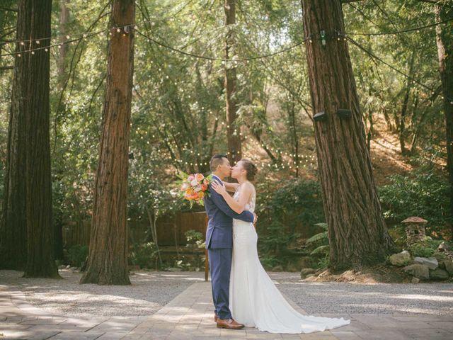 The wedding of Christina and Gustavo