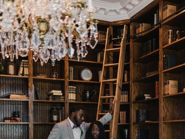 Marquise and Christa's Wedding in Winter Springs, Florida 4