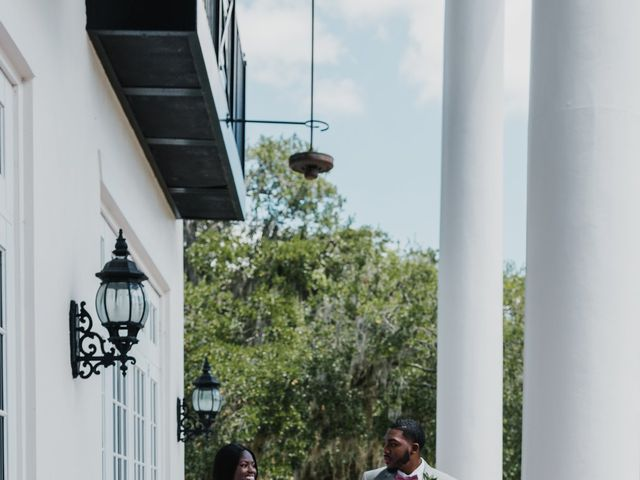 Marquise and Christa's Wedding in Winter Springs, Florida 1