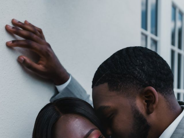 Marquise and Christa's Wedding in Winter Springs, Florida 6