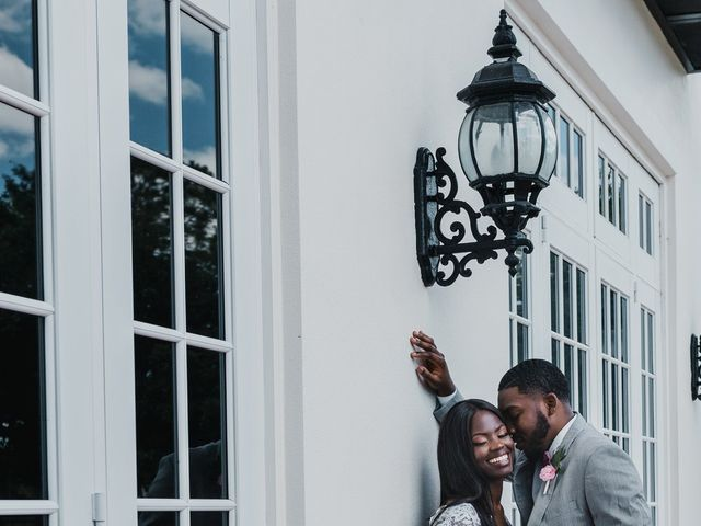 Marquise and Christa's Wedding in Winter Springs, Florida 7