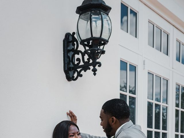 Marquise and Christa's Wedding in Winter Springs, Florida 8