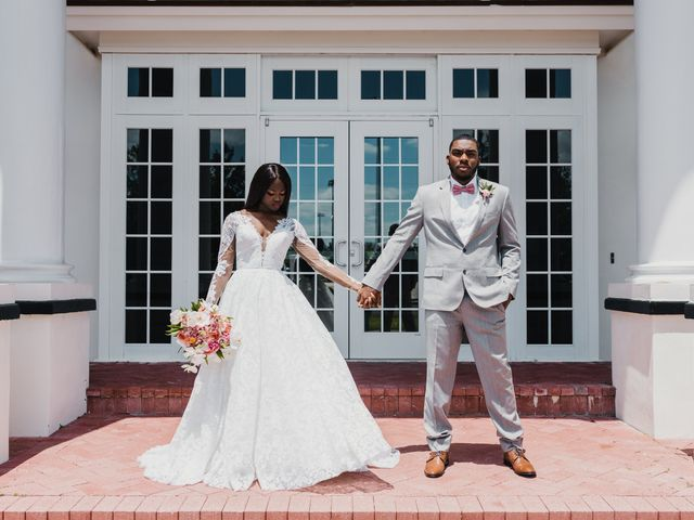 Marquise and Christa's Wedding in Winter Springs, Florida 2