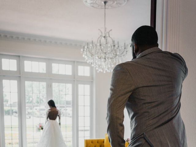 Marquise and Christa's Wedding in Winter Springs, Florida 9