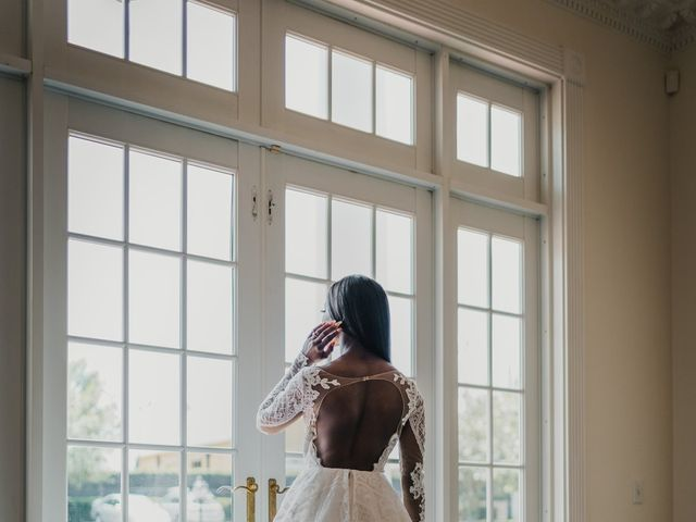 Marquise and Christa's Wedding in Winter Springs, Florida 11