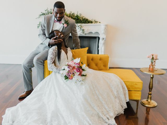 Marquise and Christa's Wedding in Winter Springs, Florida 12