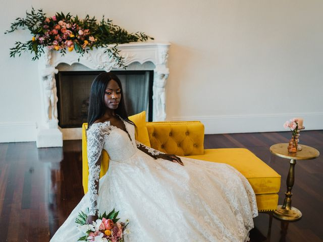 Marquise and Christa's Wedding in Winter Springs, Florida 14