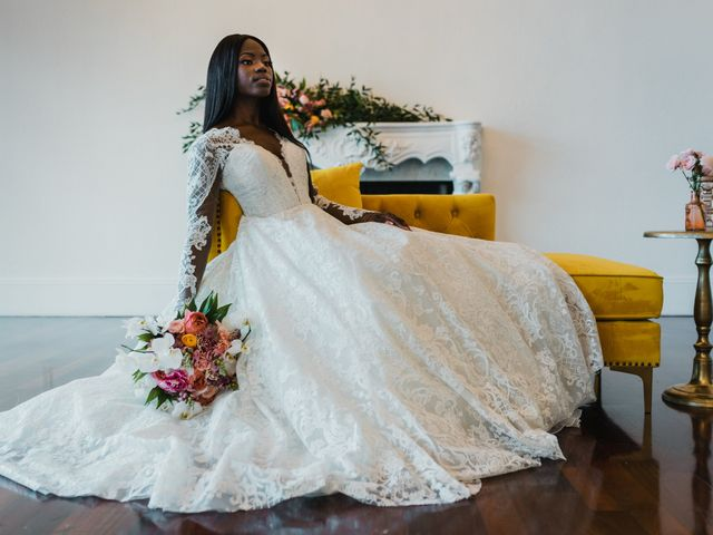 Marquise and Christa's Wedding in Winter Springs, Florida 15