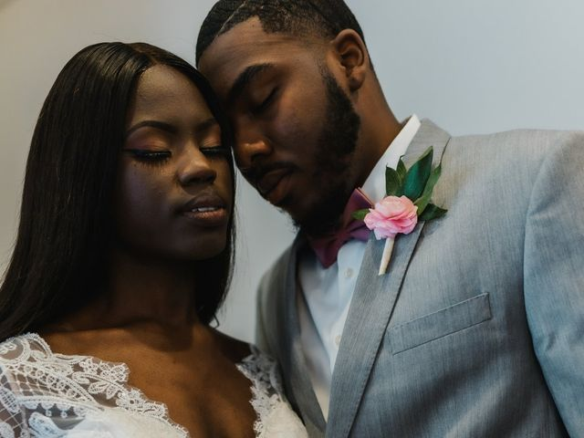 Marquise and Christa's Wedding in Winter Springs, Florida 18
