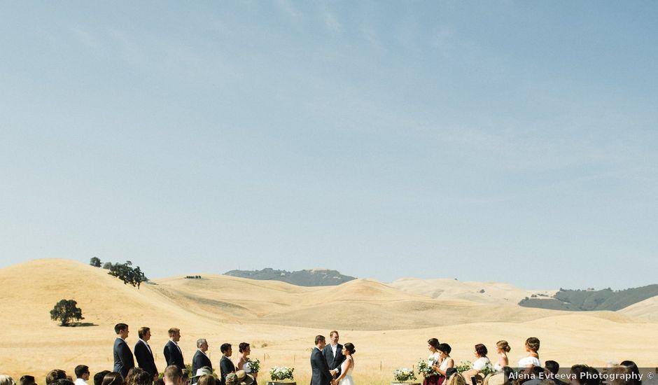 Thomas and Alyssa's Wedding in Livermore, California