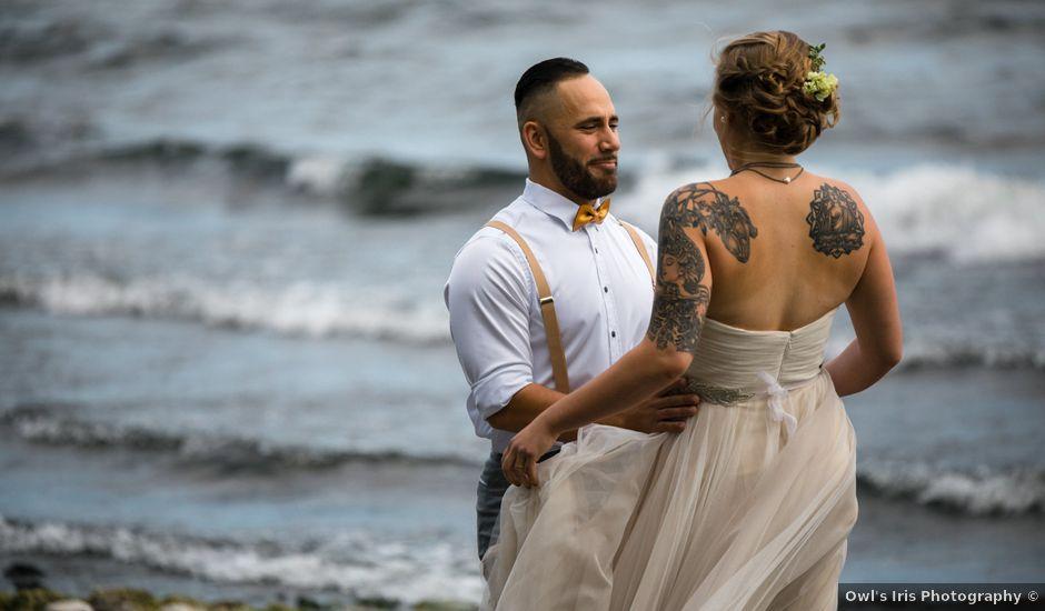 Ruari and Avery's Wedding in Grand Isle, Vermont