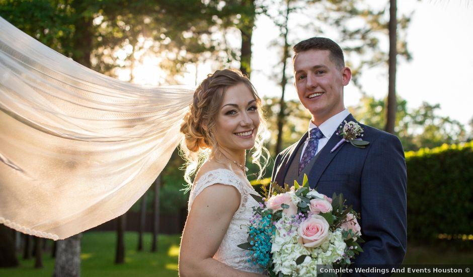Hunter and Ashlann's Wedding in Houston, Texas