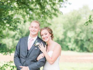 Josh and Paige's Wedding in Murphy, Tennessee 13