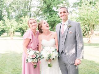 Josh and Paige's Wedding in Murphy, Tennessee 23